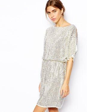 // River Island Beaded Dress