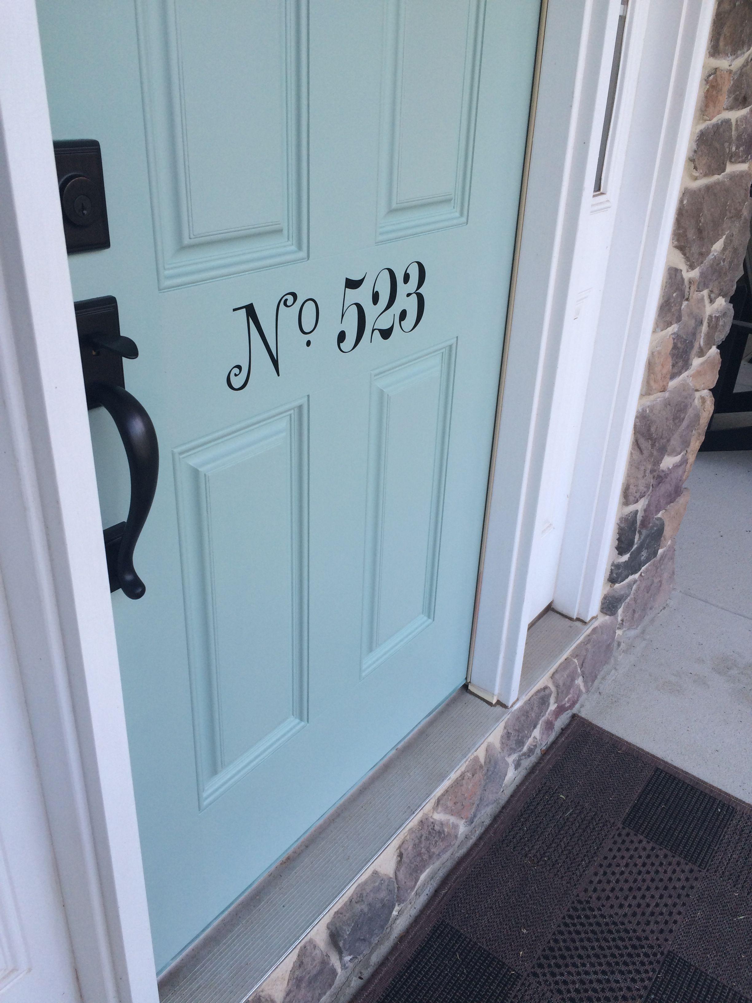 benjamin moore wythe blue house in 2019 door paint colors rh pinterest com front door paint colors for a greenhouse front door paint colors for a yellow house