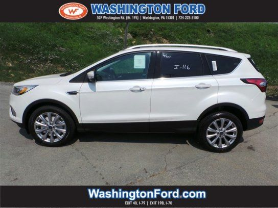 new 2017 ford escape 4wd titanium for sale in washington pa 15301 rh pinterest co uk