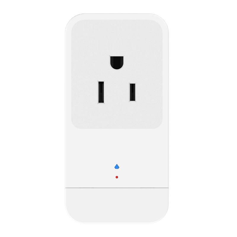 16a Sm01 Infrared Voice Socket Wifi Smart Plug Socket Alexa Voice Control Phone Group Control Home Appliances Wireless Us Plug Plug Socket Sockets Smart Plug