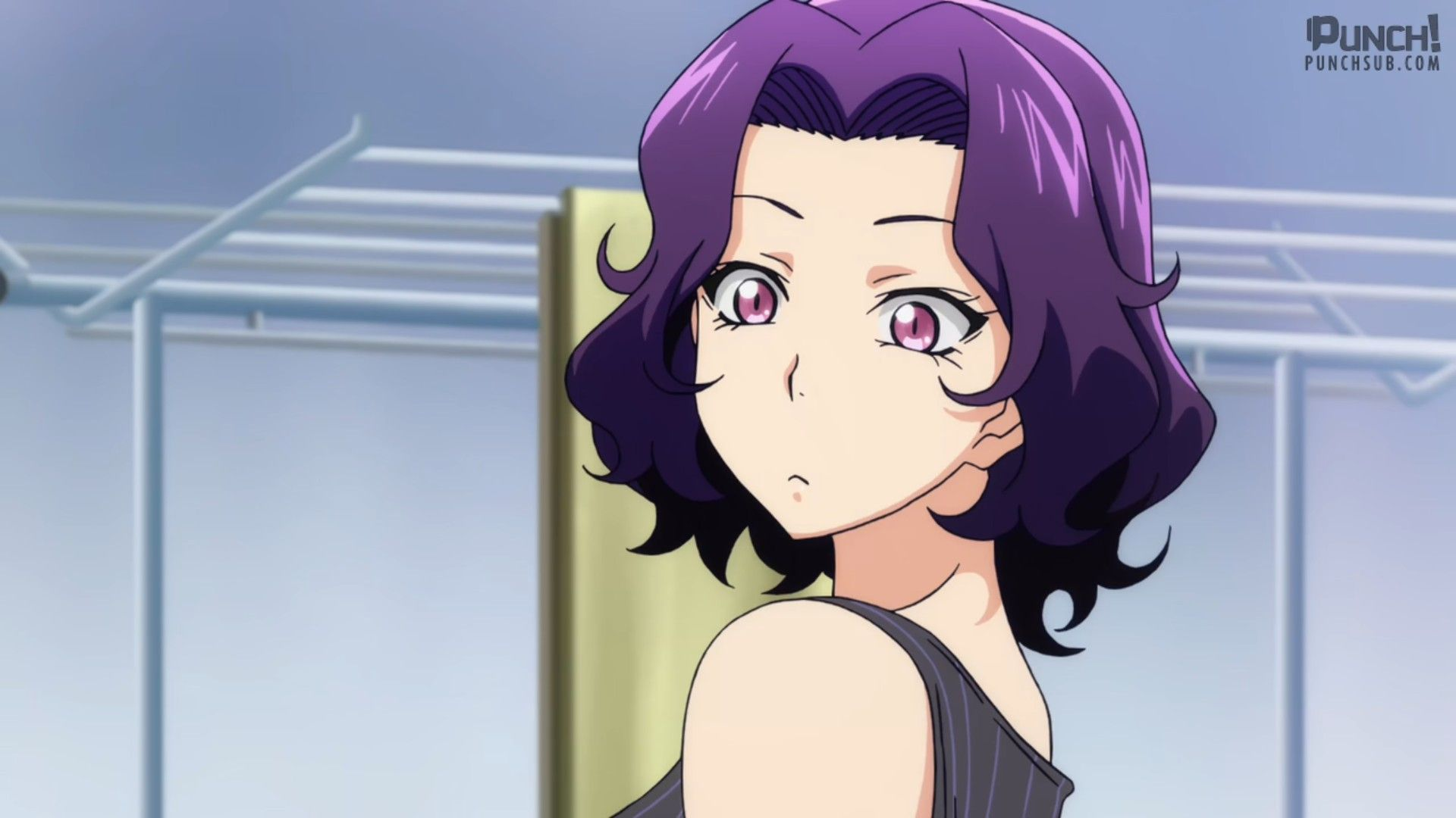 Pin By Player Link On Hamaoka Azusa Blue Anime Anime Anime Characters