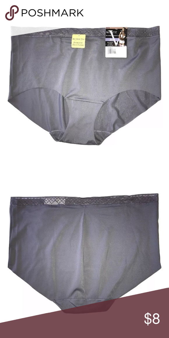 970e3606ffb2 Vassarette Invisibly Smooth Nylon Brief Panty Vassarette Invisibly Smooth  Nylon Stretch Brief Panty SIZE 3X/10 One Pair No Fray Leg Everyday Smoothing  The ...