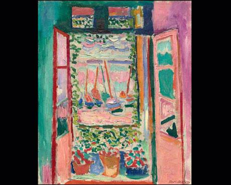 Collioure es la cuna del fauvismo collioure inspiraci n for La fenetre ouverte