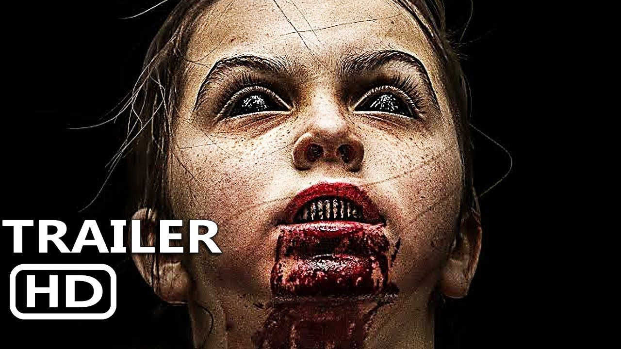 THE HOLLOW CHILD Official Trailer (2018) Horror Movie