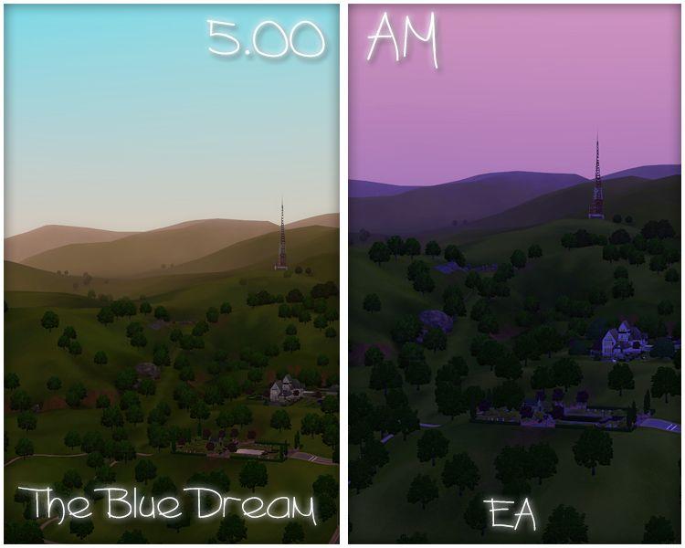 ?o?@Melanie Sza - The Blue Dream lighting mod #Sims3 & ?o?@Melanie Sza - The Blue Dream: lighting mod #Sims3 | Mods (TS3 ... azcodes.com