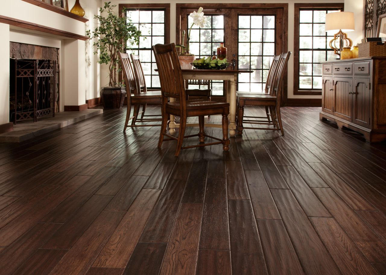 Top Advantages Of Hardwood Flooring Lumber Liquidators - Hand Scraped Wood Flooring WB Designs