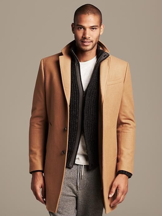 25 Men's Coats That Will Definitely Get You Laid | Topcoat, Camels ...
