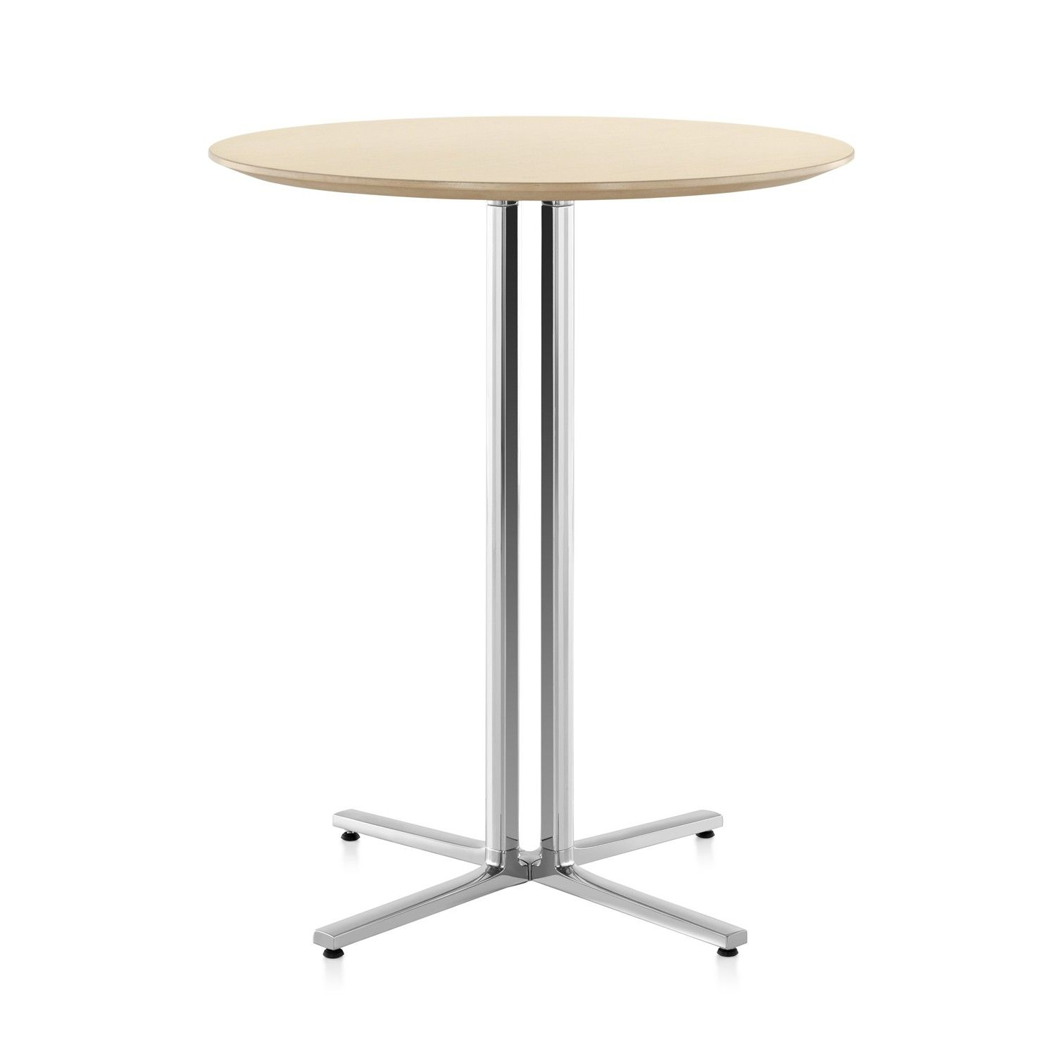 Everywhere Table, Standing Round By Herman Miller
