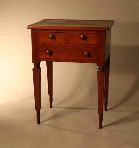 one drawer stand, southern central KY, ca 1830 | Houses and decor ...