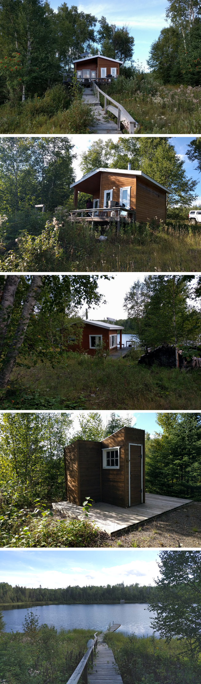 a 250 sq ft off grid cabin in thunder bay canada cabins and rh pinterest com