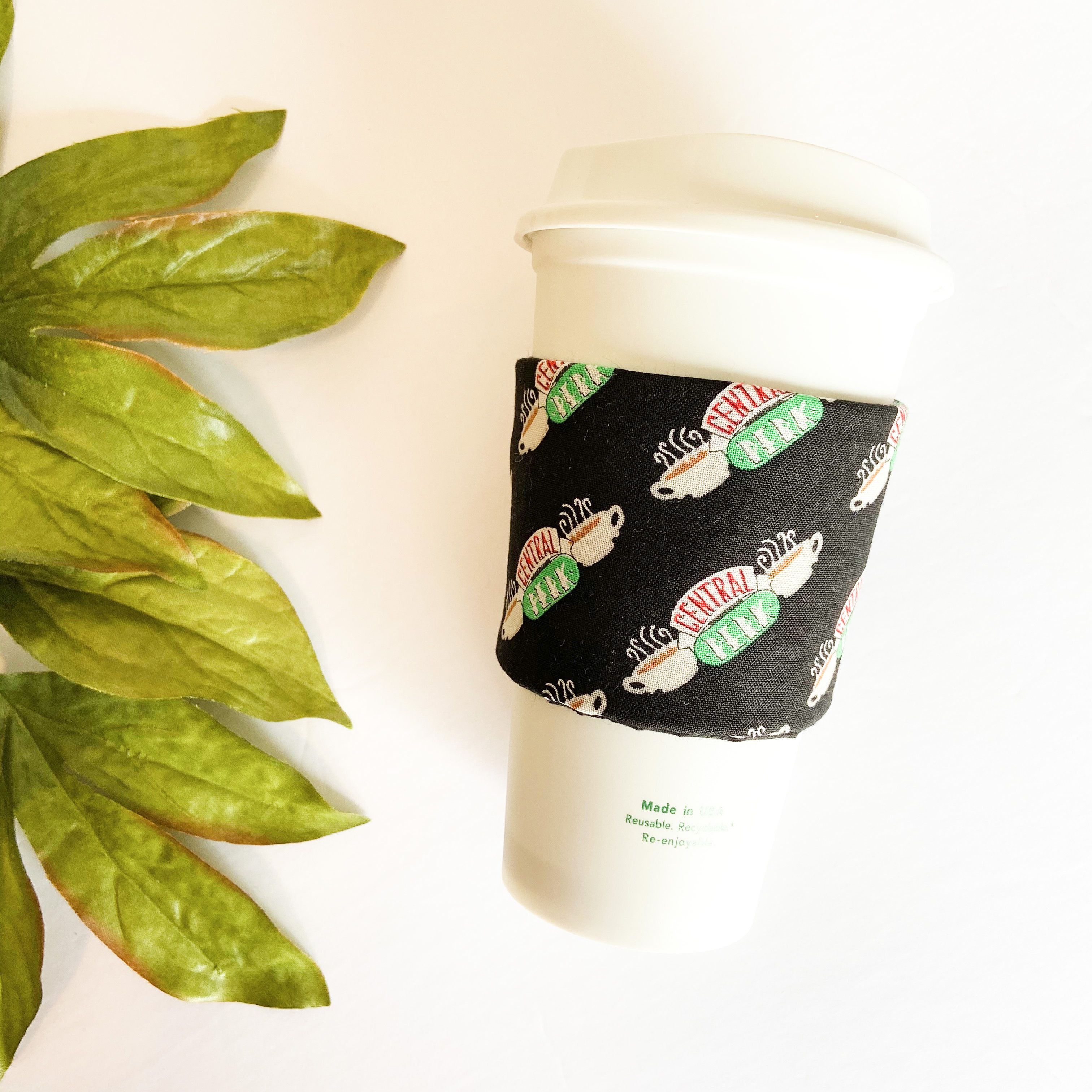 Central Perk Coffee Cup Friends Coffee Cup Sleeve