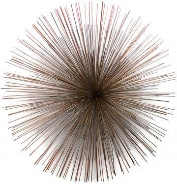 Wall Sculpture Decor metal burst wall sculpture | home: walls | pinterest | wall