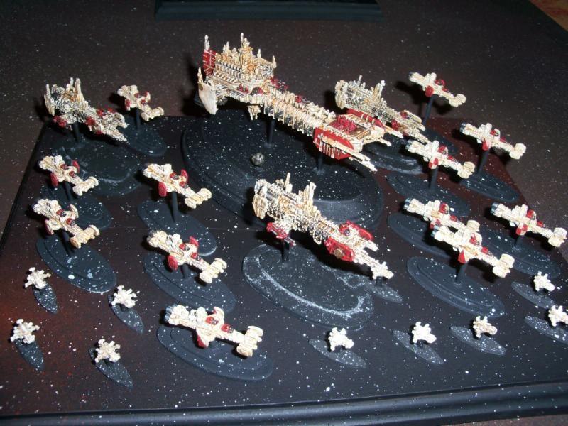 70900 Md Battle Barge Battlefleet Gothic Space Marine Fleet