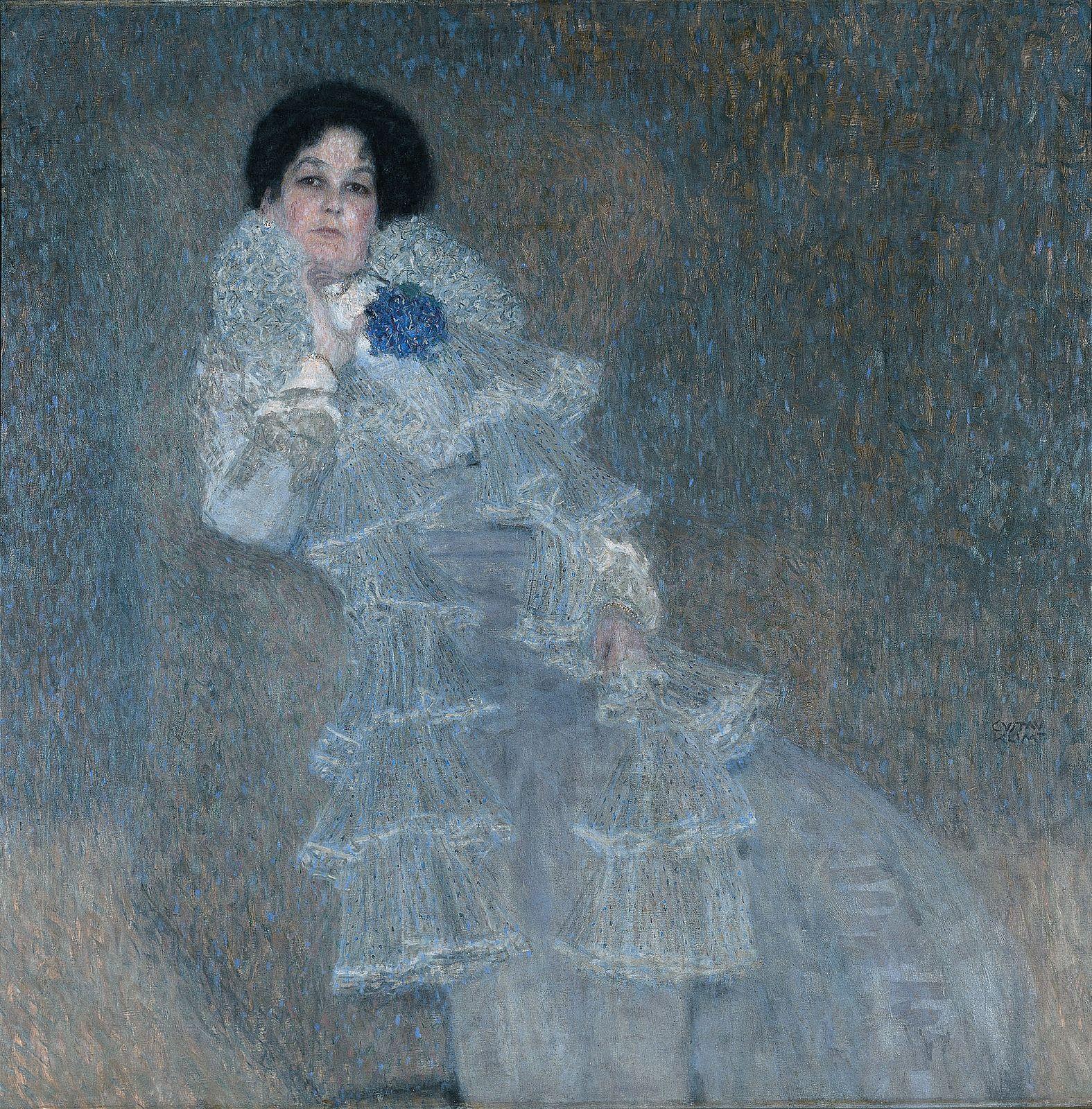 Ritratto di Marie Henneberg di Gustav Klimt