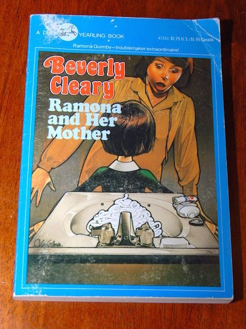 25 beautiful vintage beverly cleary book covers beverly cleary beverly cleary ramona and her mother fandeluxe Gallery