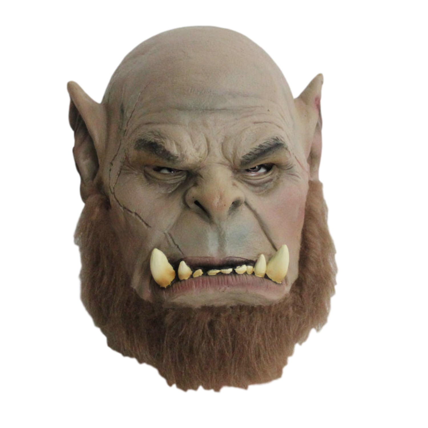 World of Warcraft Mask Ogrim Doomhammer Latex Mask Party Halloween ...