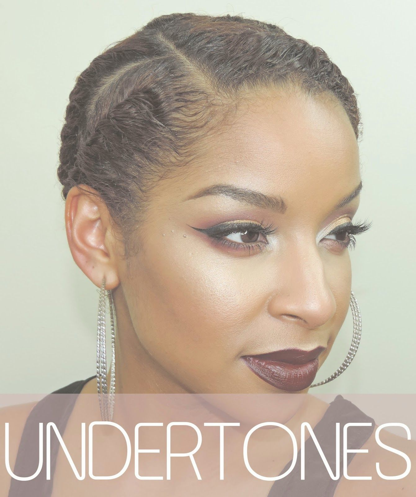Beauty By Lee: Picking Your Best Foundation PT1: Determining Your Skin's Undertone