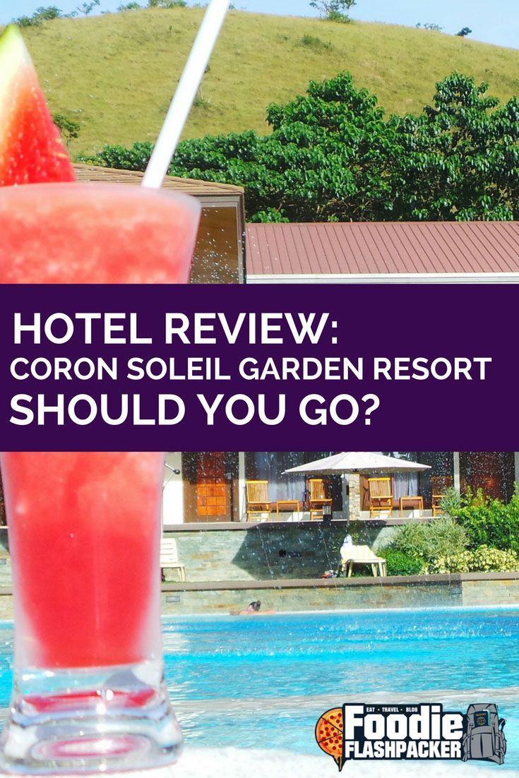 Coron Soleil Garden Resort Travel Destinations Travel