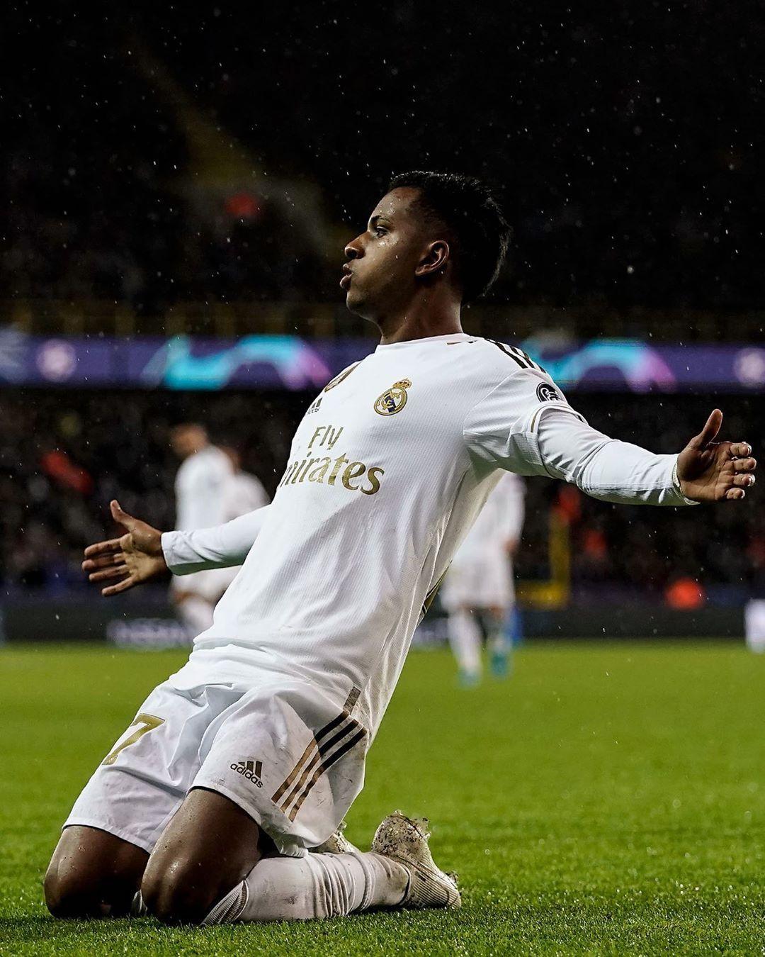 350 9 Mil Me Gusta 741 Comentarios Real Madrid C F Realmadrid En Instagram Rodrygogoes In The Champio Real Madrid Real Madrid Club Real Madrid 11