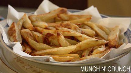 البطاطس المقلية الكذابة Recipe Food Snack Recipes Snacks