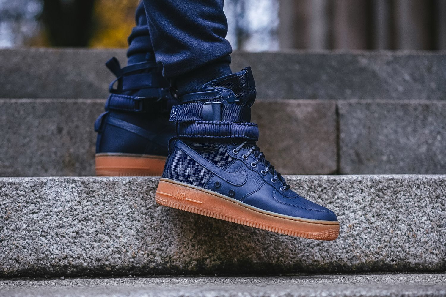 Which Colorway of the Nike SF AF1 High Boot is you favorite