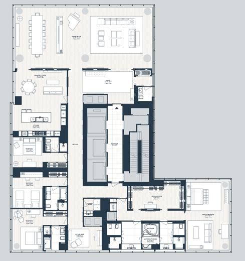 Macy S Herald Square Floor Plan: One57: 157 West 57th Street, Midtown : Curbed NY