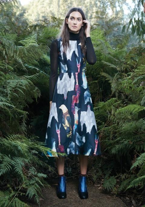 1eff9617c Gorman Online :: Winter 16 Campaign | Dresses | Dresses, Fashion ...