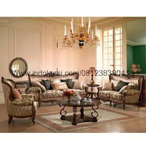 Model Sofa Ruang Tamu Mewah Kayu Jati   kursi tamu sofa   Pinterest