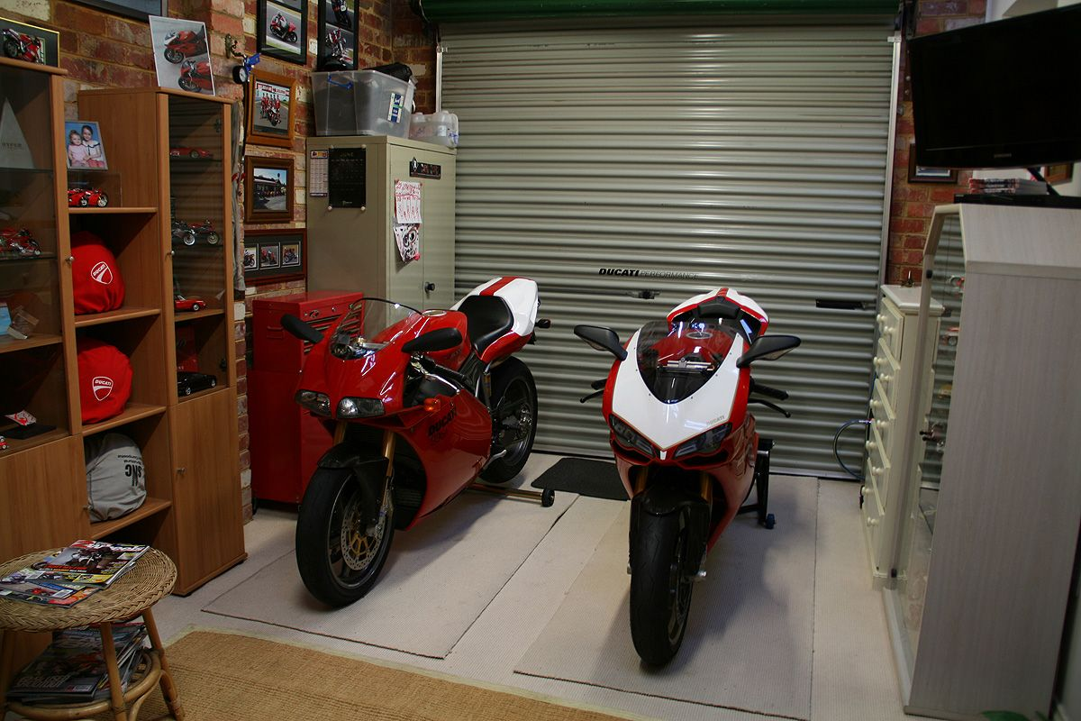 Man Cave Door Ideas : Google image result for http ducati forums