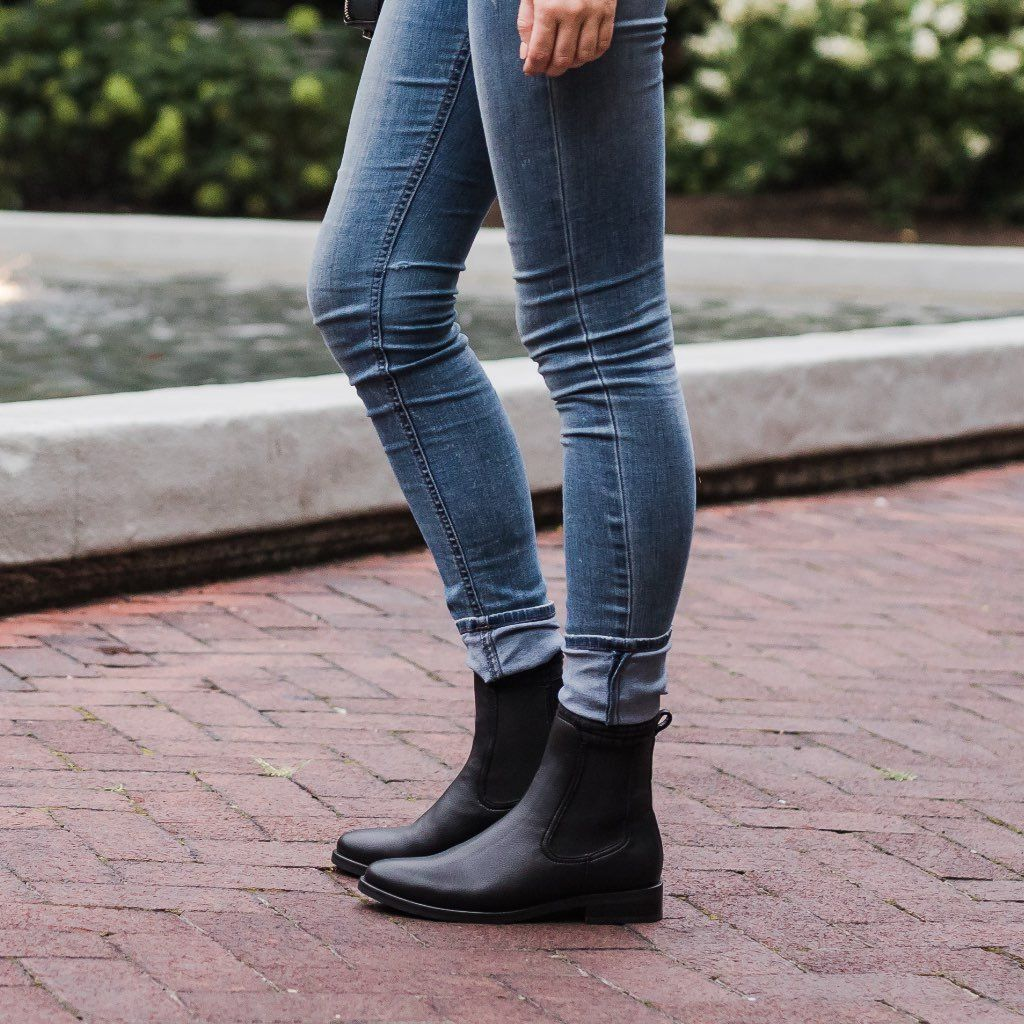 Duchess | Brown | Black chelsea boots, Chelsea boots, Boots