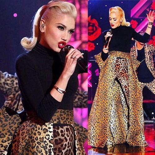 Robandmariel Gwen Stefani Gwen Stefani Birthday Celebrity Style