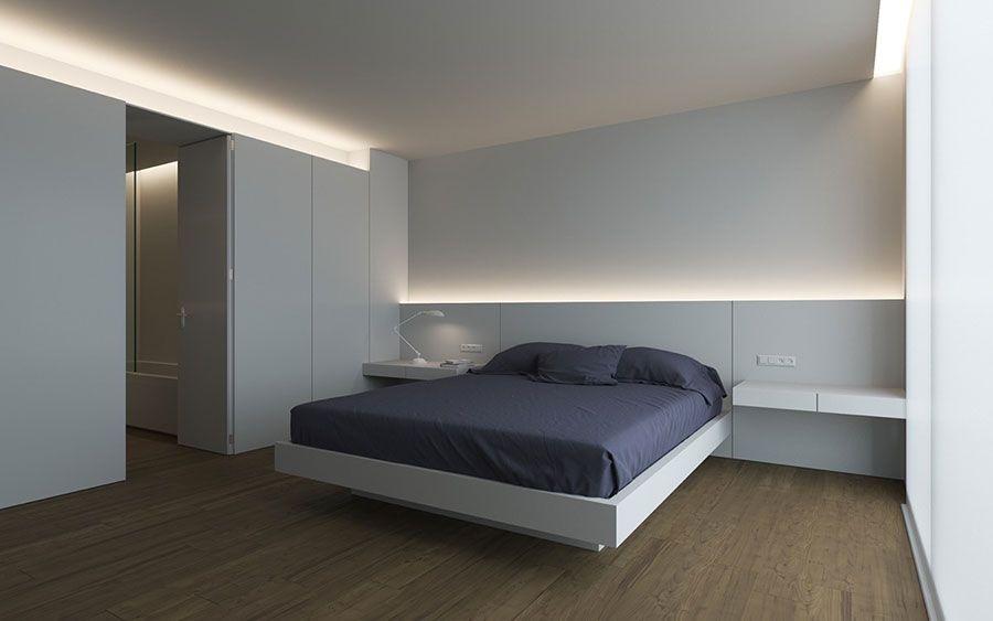 Illuminazione camera da letto: 25 soluzioni molto originali camera
