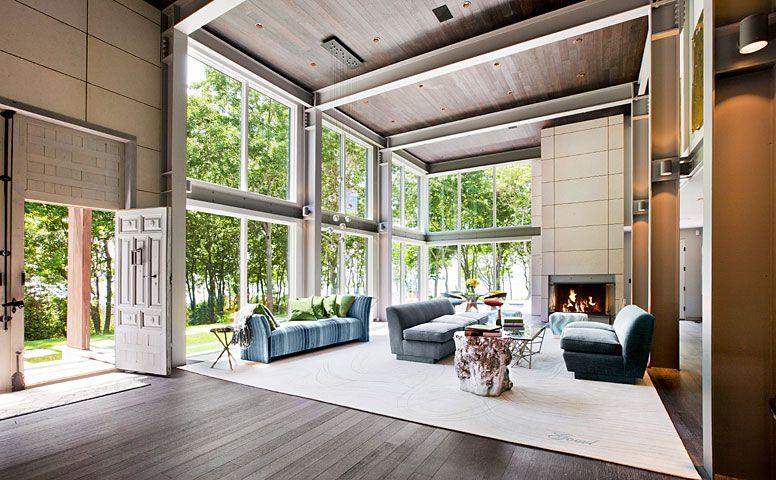 Luxury Modern Interior Design Sustainable