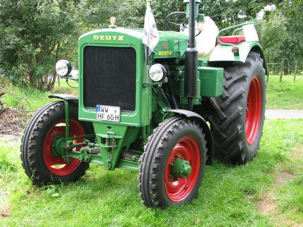 deutz f2m417 1m deutz tractors vintage tractors und. Black Bedroom Furniture Sets. Home Design Ideas