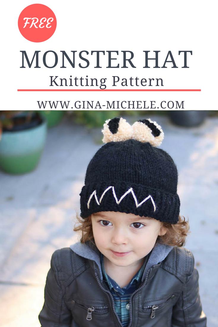 Stella Mccartney Kids Hat Free Knitting Pattern Blogger Knitting