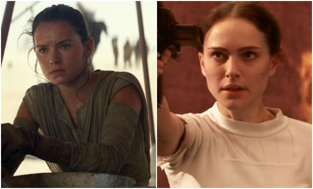 7 Pieces Of Evidence That Suggest Star Wars Rey And Kylo Ren Are