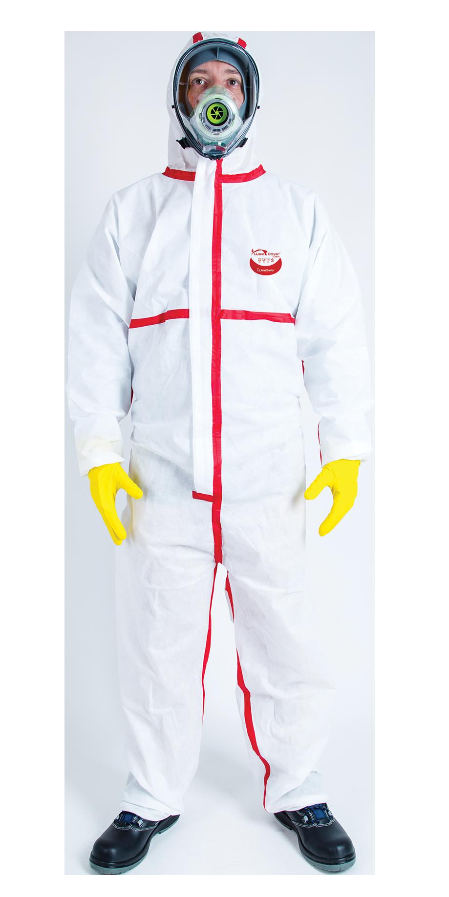 50++ Asbestos jacket