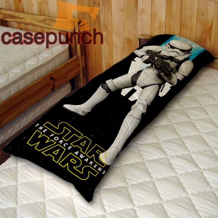 AN1 Star Wars The Force Awakens body pillow case for bed