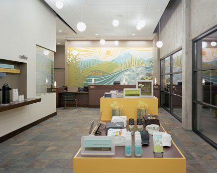 Umpqua Bank Designed By Surround Architecture Portland Or Commercial Interior Design