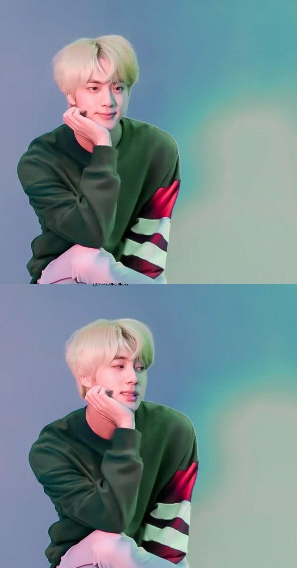 #JIN [EPISODE] BTS (방탄소년단) LOVE YOURSELF 結 'Answer' Jacket shooting sketch