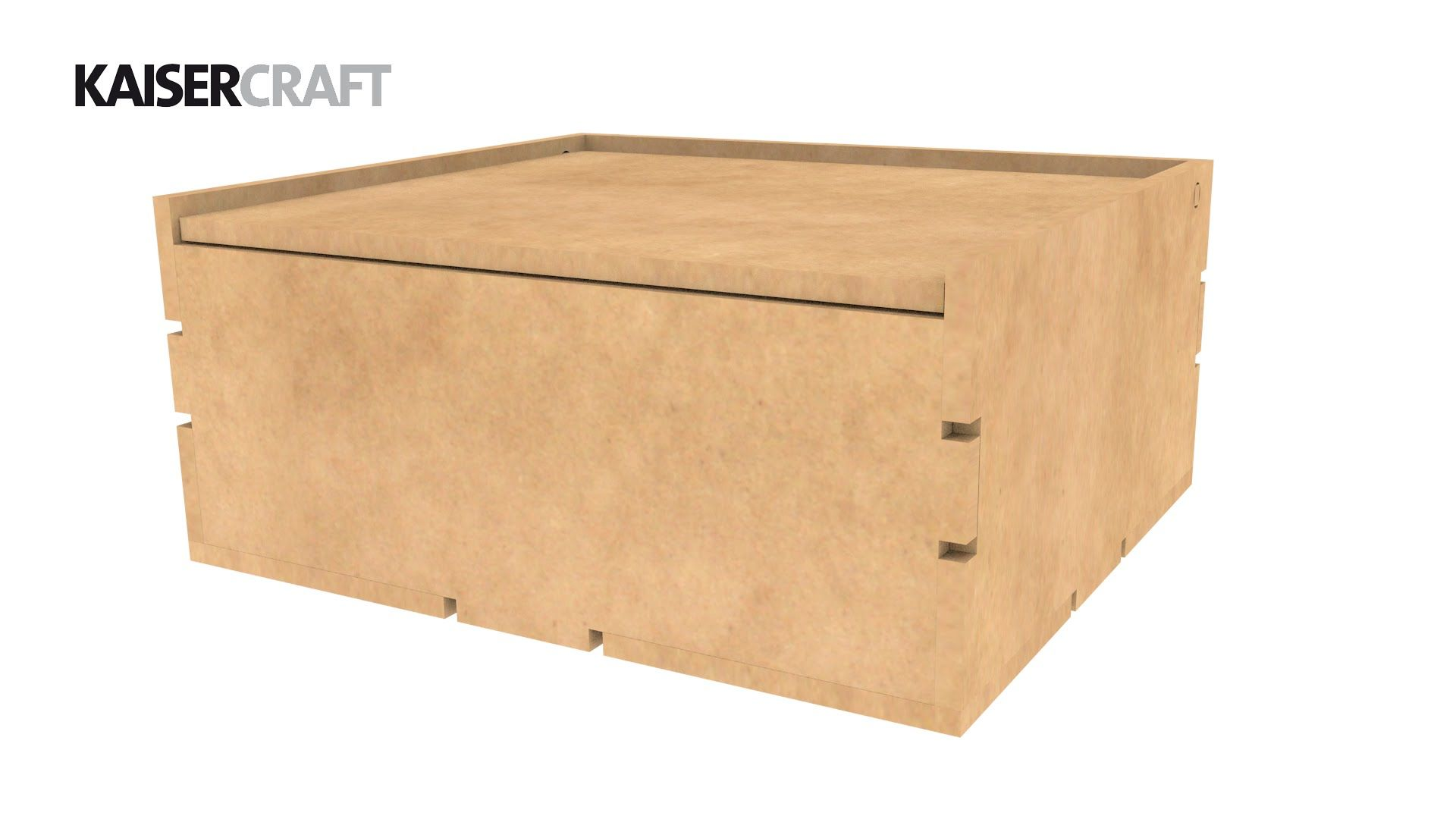 Kaisercraft BTP Mini Gift Box (SB2407)