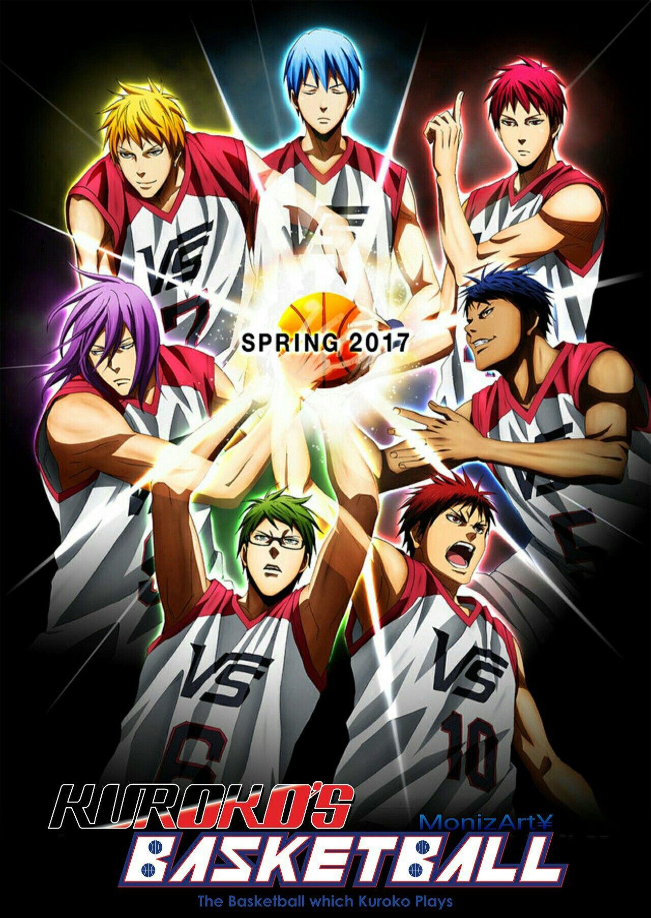 Kuroko No Basket Last Game Wallpaper 1080p By Monizart Kuroko Pahlawan Marvel Gambar