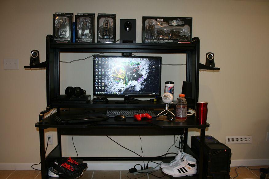 Fredde Gaming Room Setup Room Setup Pc Setup