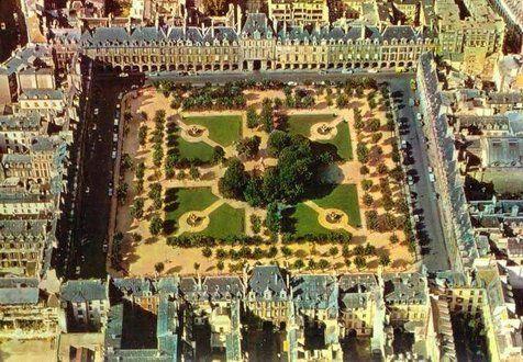 Image result for Paris Place des Vosges
