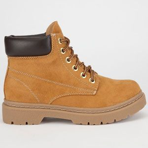 1ee378ed0a5 SODA Tanic Womens Boots/obviously timberland knock offs…i didn't ...