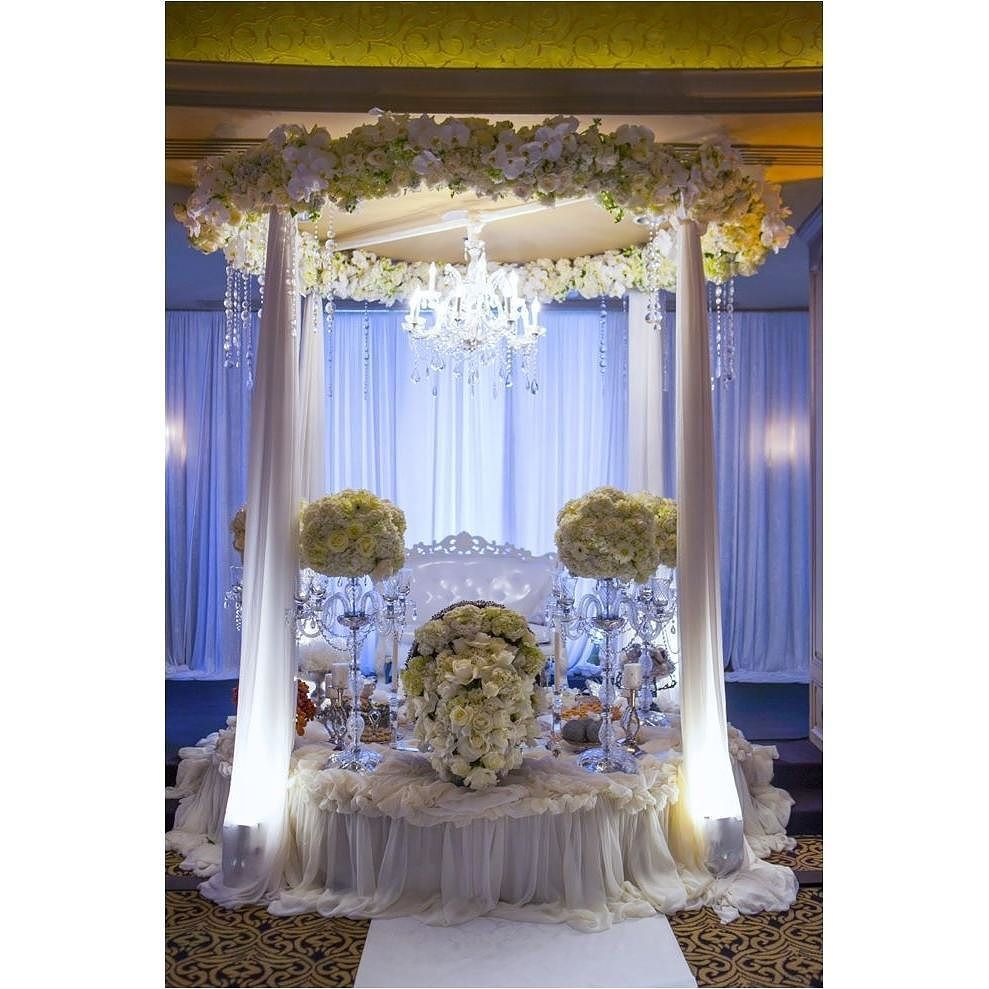 Luxury wedding decoration ideas  Pin by Deirdre Wright on purple wedding  Pinterest  Wedding canopy
