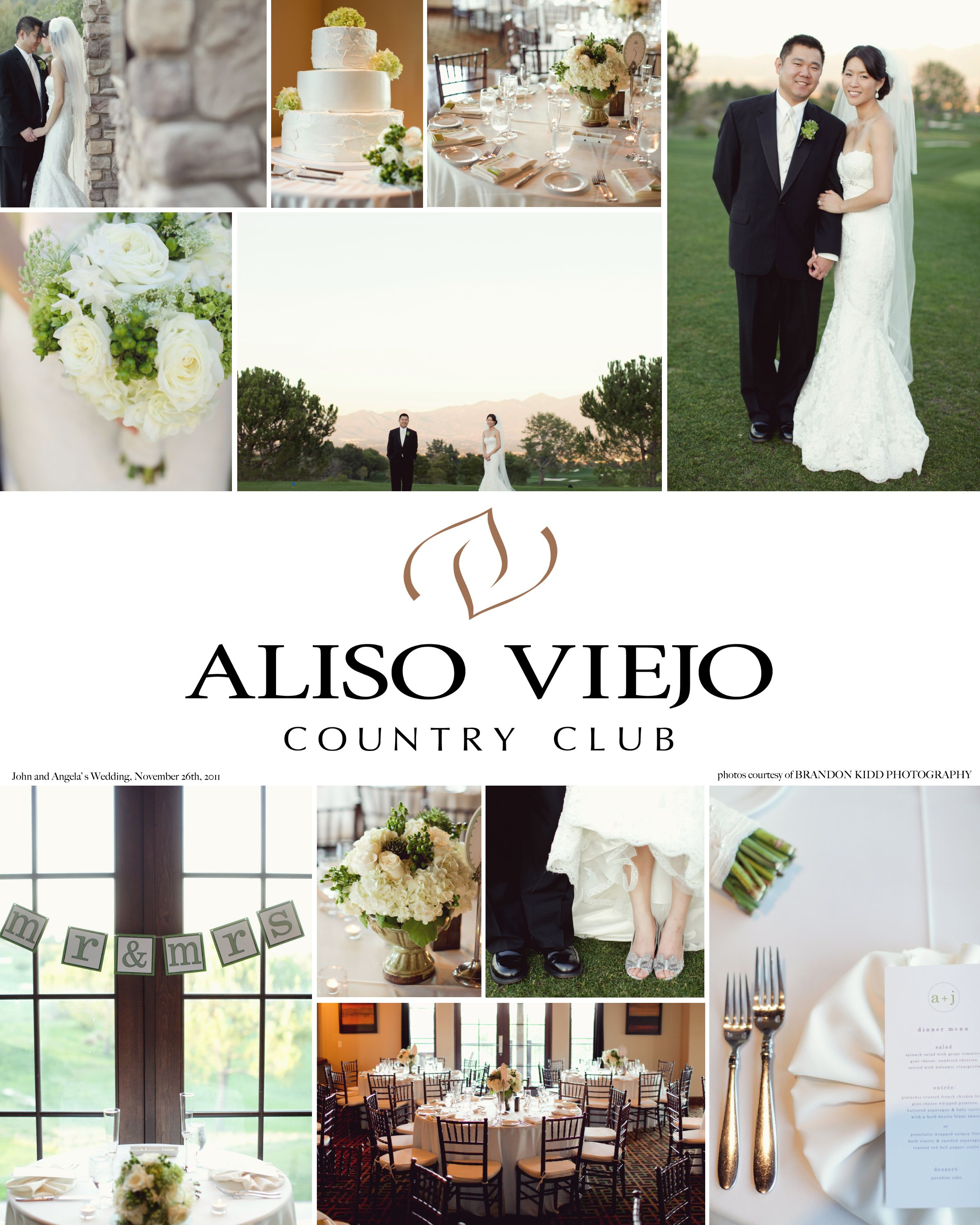 Picture Collage By Brandon Kidd Aliso Viejo Country Club