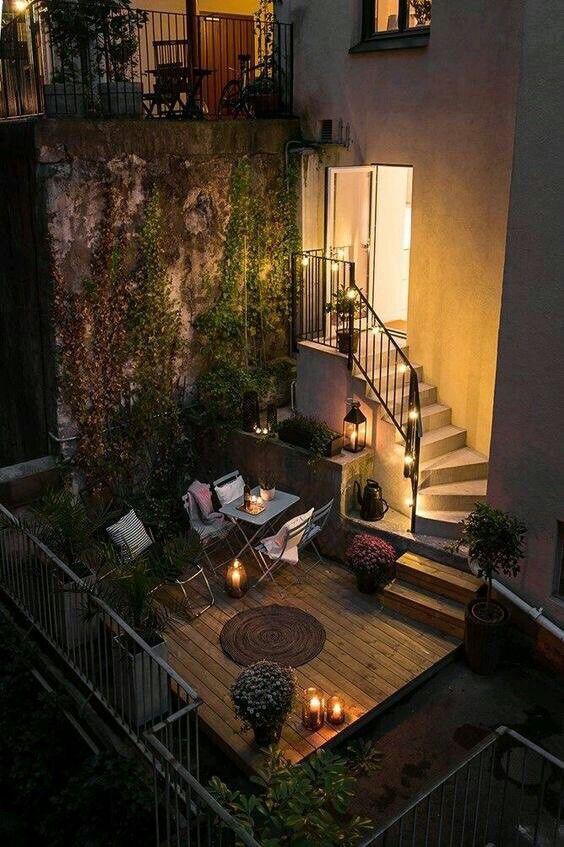 Fresh Outdoor Balcony Lights