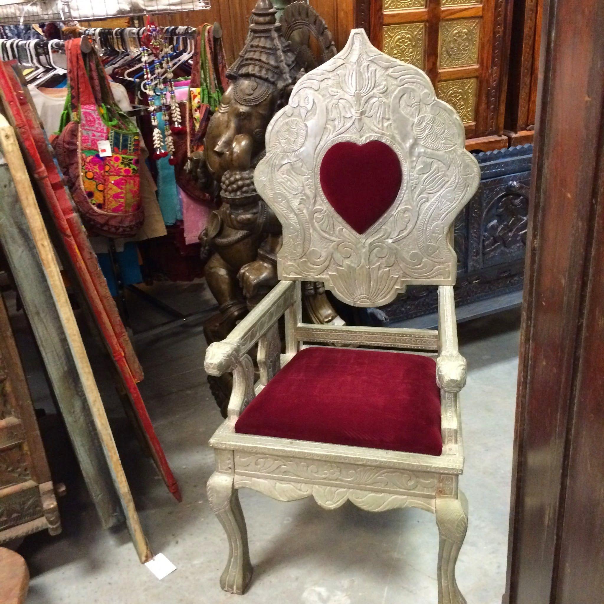 Wonderful Hand Carved Furniture
