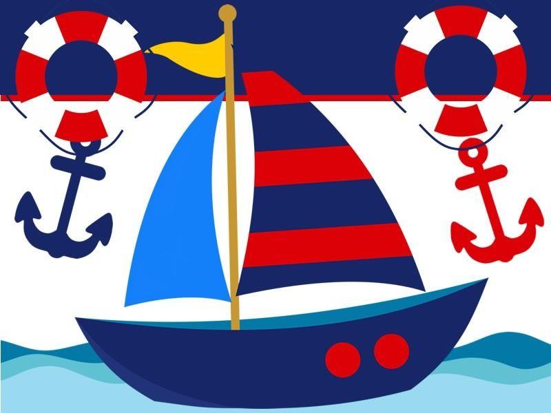 Pin de yvette alequin en dibujos nautical baby sailor - Imagenes de barcos infantiles ...